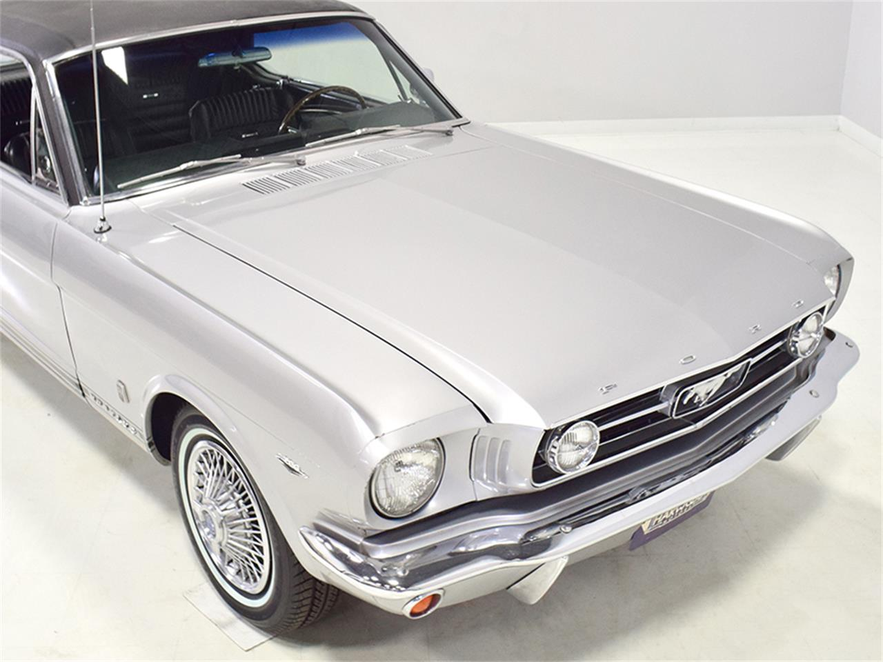 Large Picture of Classic 1966 Ford Mustang GT located in Ohio - Q0S5