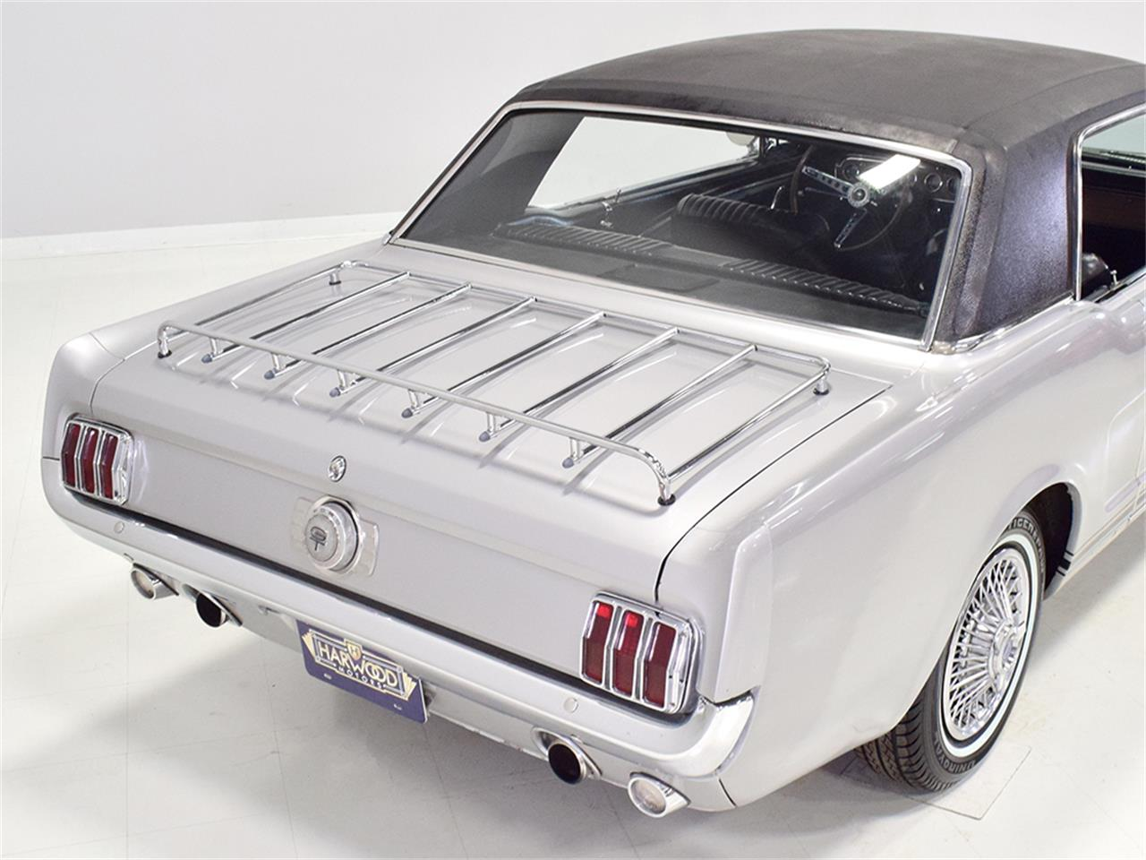 Large Picture of Classic '66 Ford Mustang GT Offered by Harwood Motors, LTD. - Q0S5