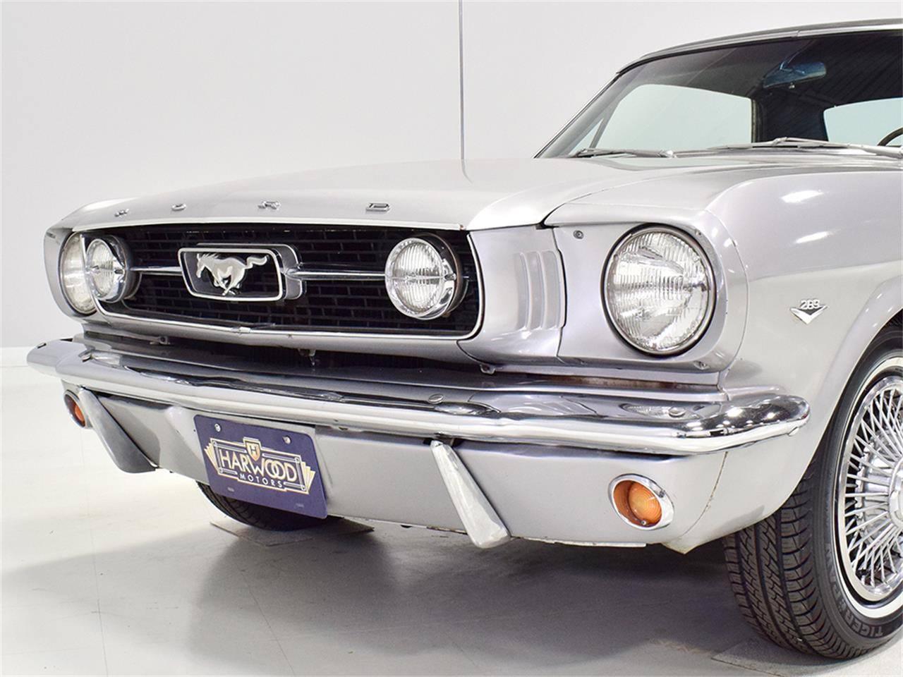 Large Picture of '66 Ford Mustang GT - $29,900.00 Offered by Harwood Motors, LTD. - Q0S5