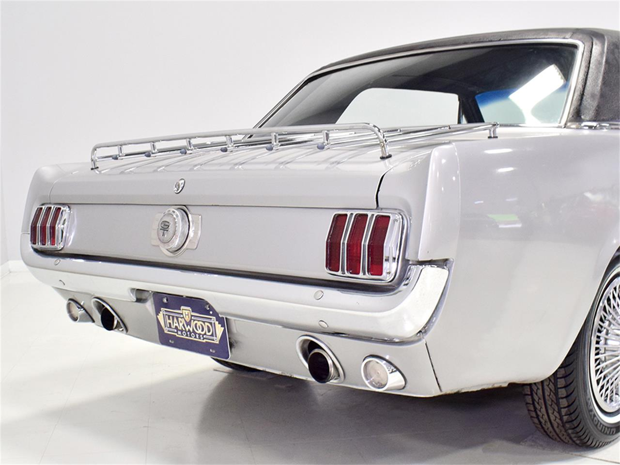 Large Picture of '66 Ford Mustang GT located in Ohio Offered by Harwood Motors, LTD. - Q0S5