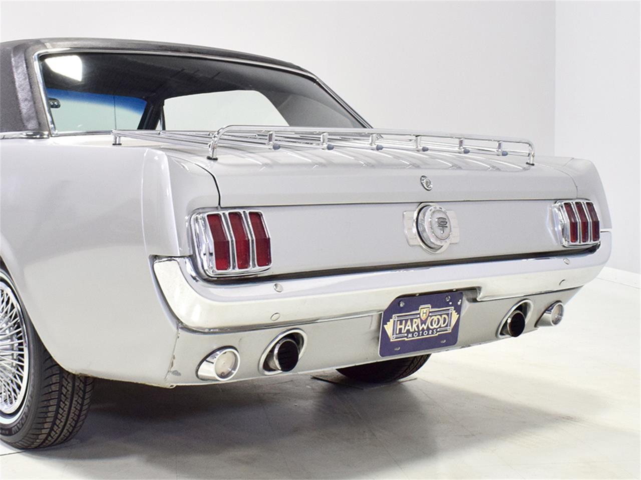 Large Picture of Classic '66 Mustang GT located in Macedonia Ohio Offered by Harwood Motors, LTD. - Q0S5