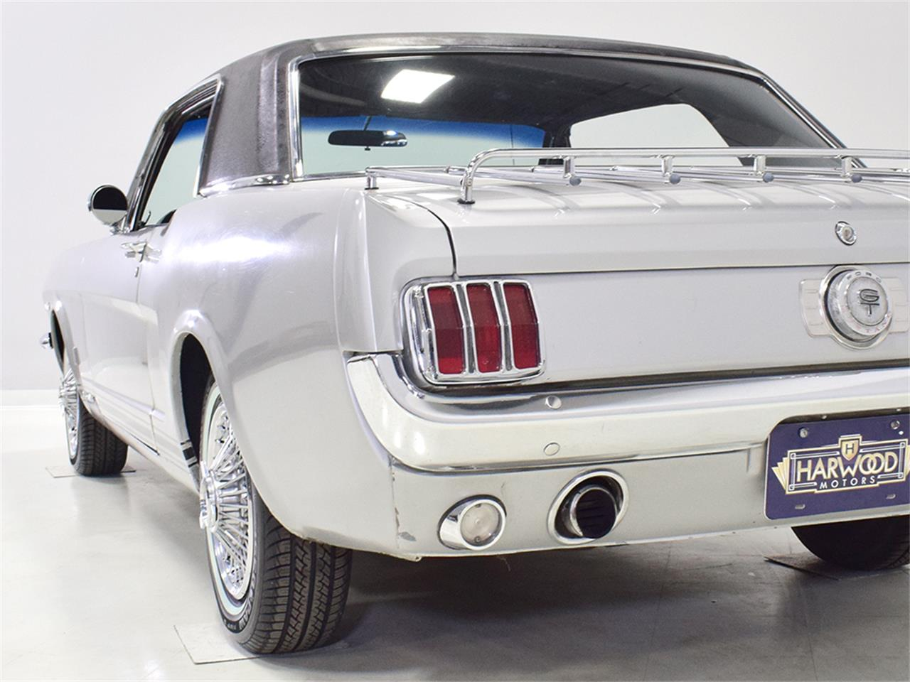 Large Picture of Classic 1966 Mustang GT located in Ohio - $29,900.00 Offered by Harwood Motors, LTD. - Q0S5