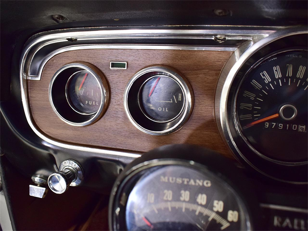 Large Picture of '66 Mustang GT Offered by Harwood Motors, LTD. - Q0S5