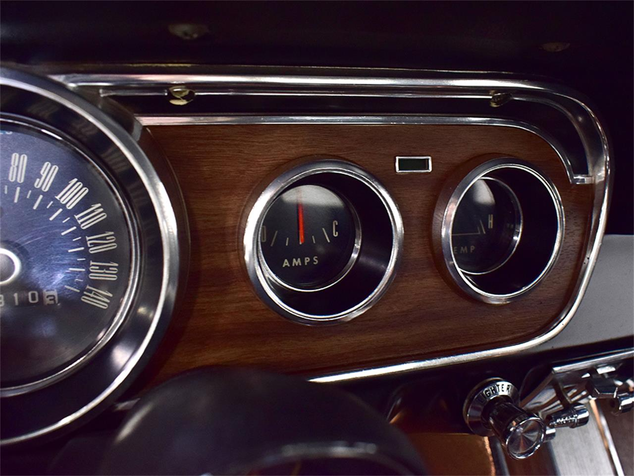 Large Picture of Classic '66 Mustang GT Offered by Harwood Motors, LTD. - Q0S5