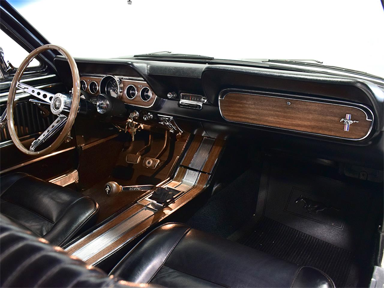Large Picture of '66 Mustang GT located in Macedonia Ohio Offered by Harwood Motors, LTD. - Q0S5