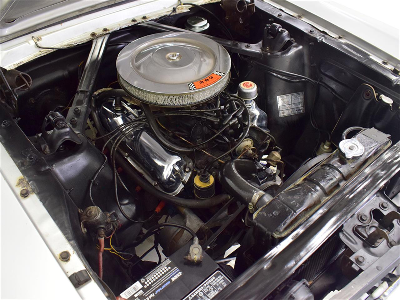 Large Picture of Classic '66 Ford Mustang GT - Q0S5