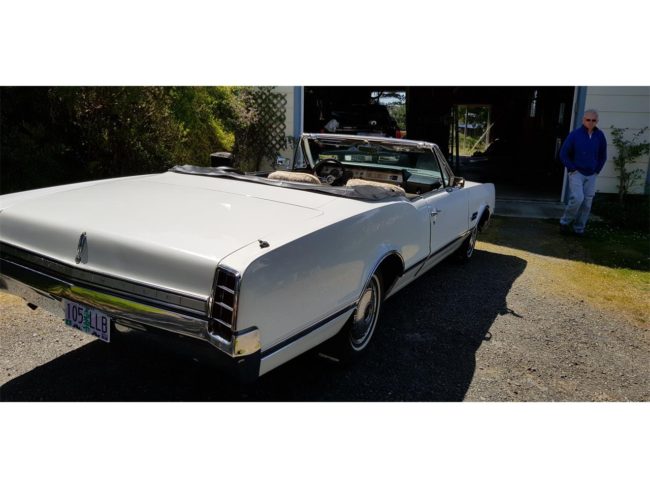 Large Picture of Classic 1966 Oldsmobile Cutlass Supreme - Q0S8