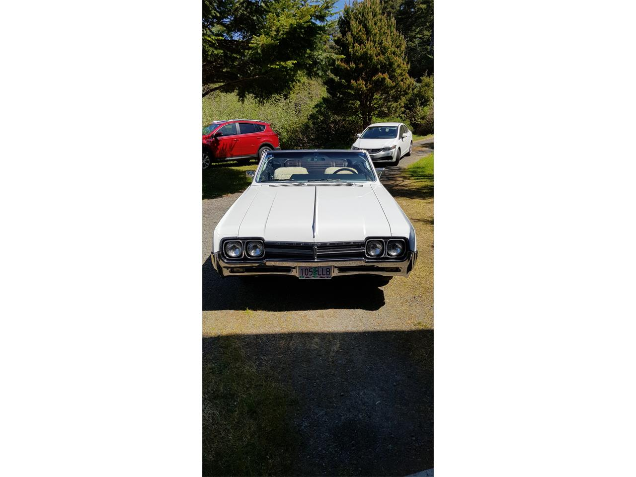 Large Picture of Classic 1966 Cutlass Supreme located in Port Orford Oregon - $15,000.00 - Q0S8