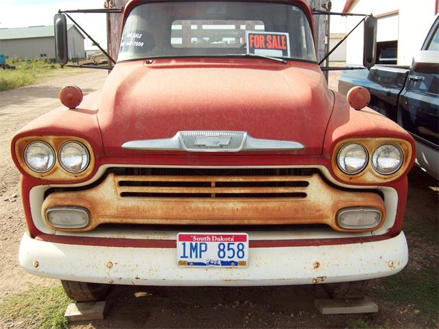 Picture of '58 Truck - Q0SH