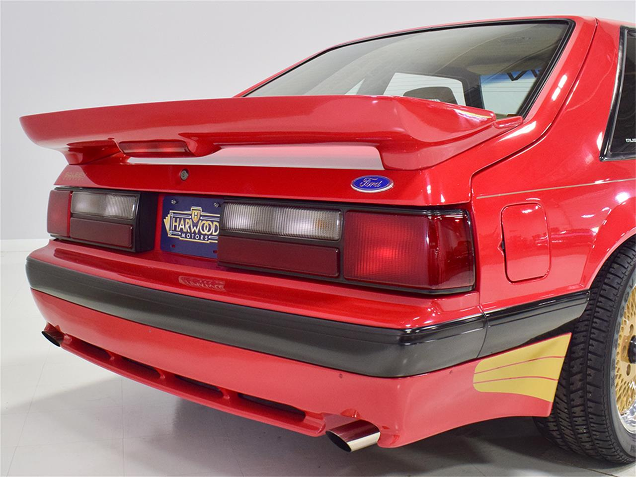 Large Picture of '89 Mustang - Q0SP