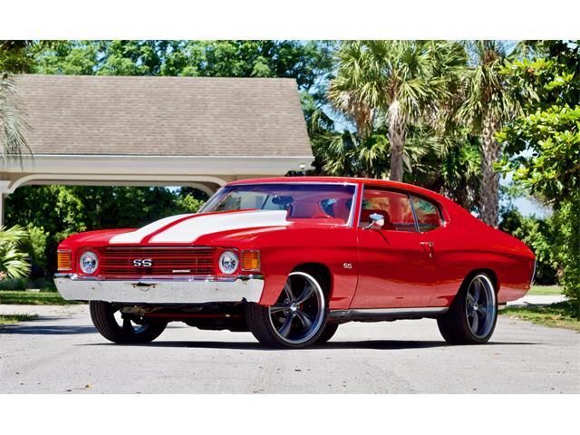 Picture of '72 Chevelle SS - PXYI