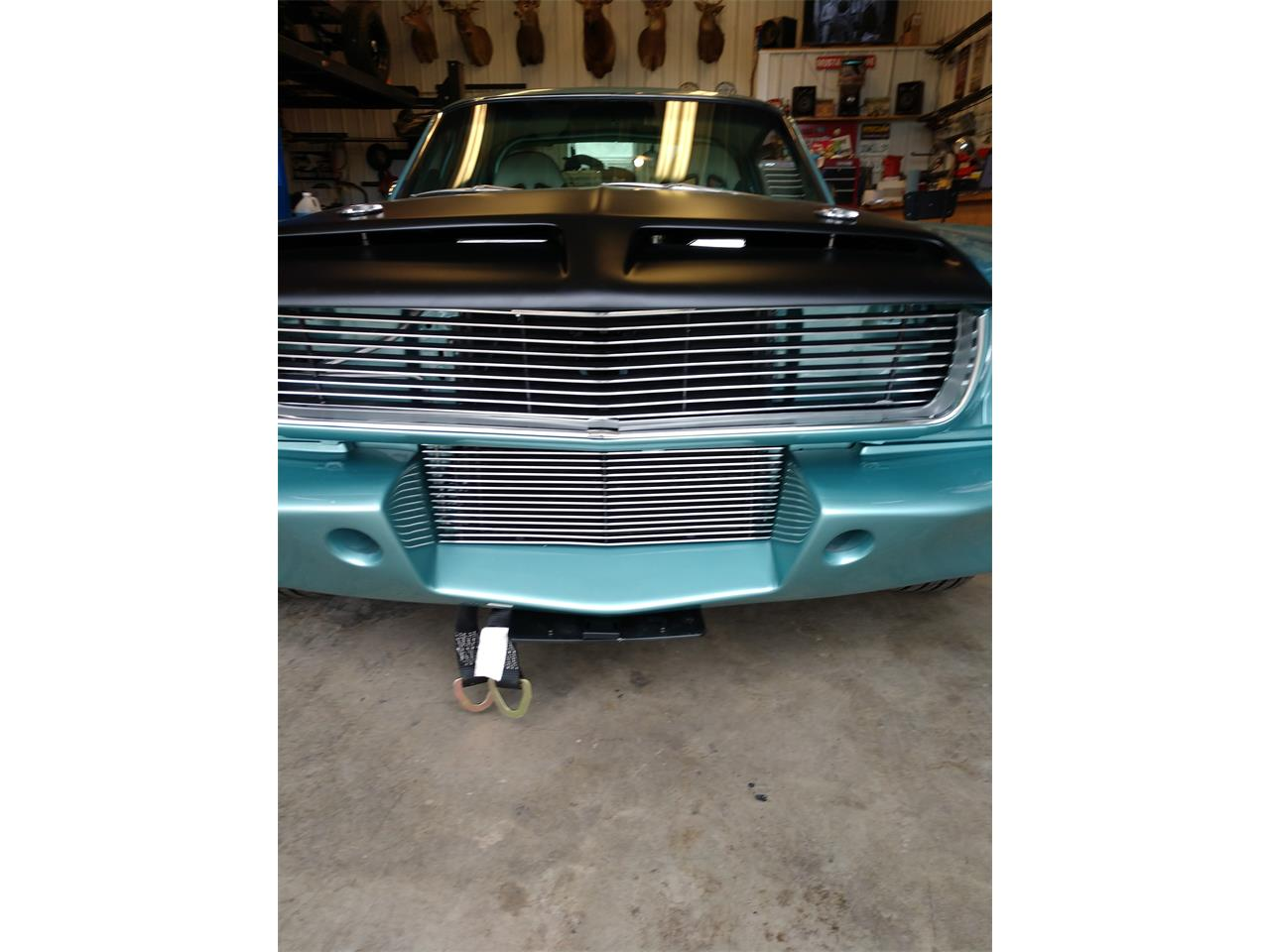 Large Picture of '66 Mustang - Q0TA
