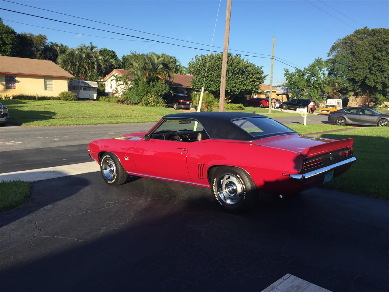 Large Picture of '69 Camaro RS/SS - Q0TB