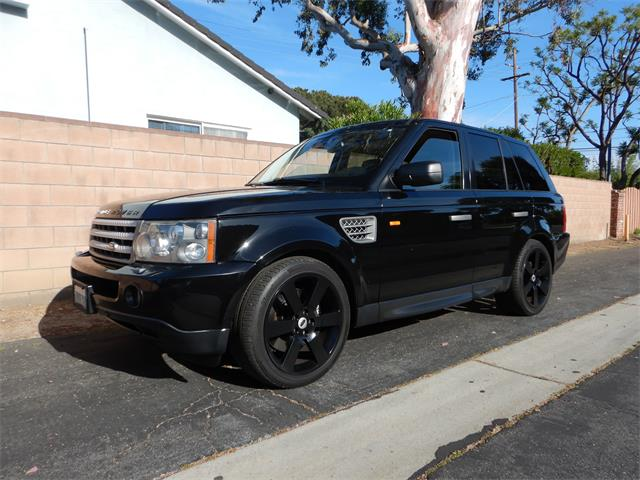 Picture of '06 Range Rover Sport - Q0TG