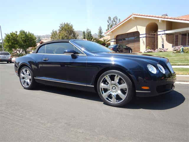 Picture of '07 Bentley Continental GTC Offered by  - Q0TJ
