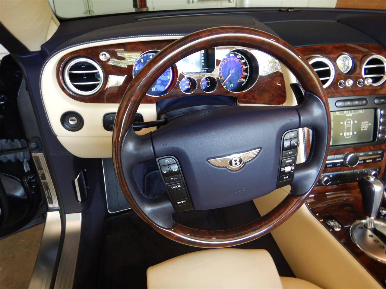 Large Picture of '07 Continental GTC - Q0TJ