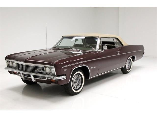 Picture of '66 Impala - Q0TS