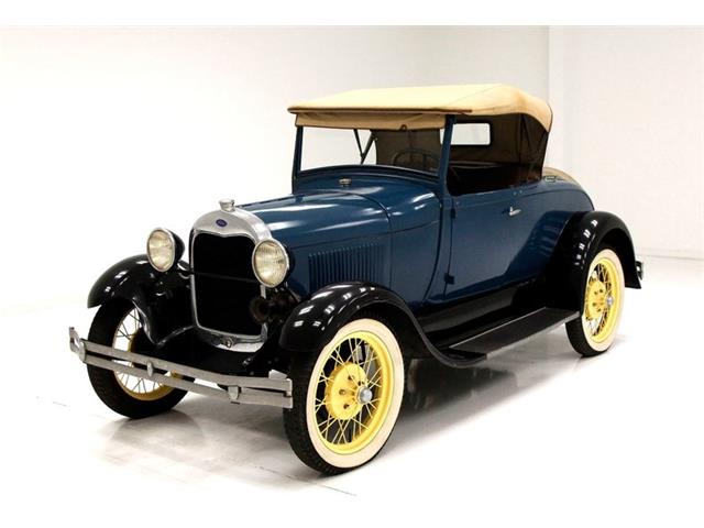 Picture of 1929 Model A located in Morgantown Pennsylvania - $17,900.00 Offered by  - Q0TU