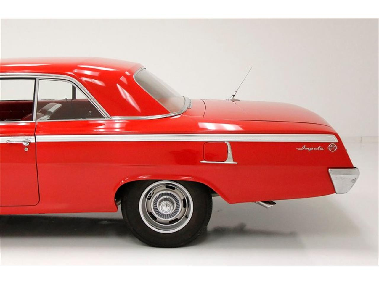Large Picture of '62 Impala - Q0TW