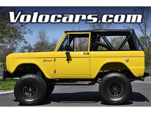 Picture of '73 Bronco - Q0U0