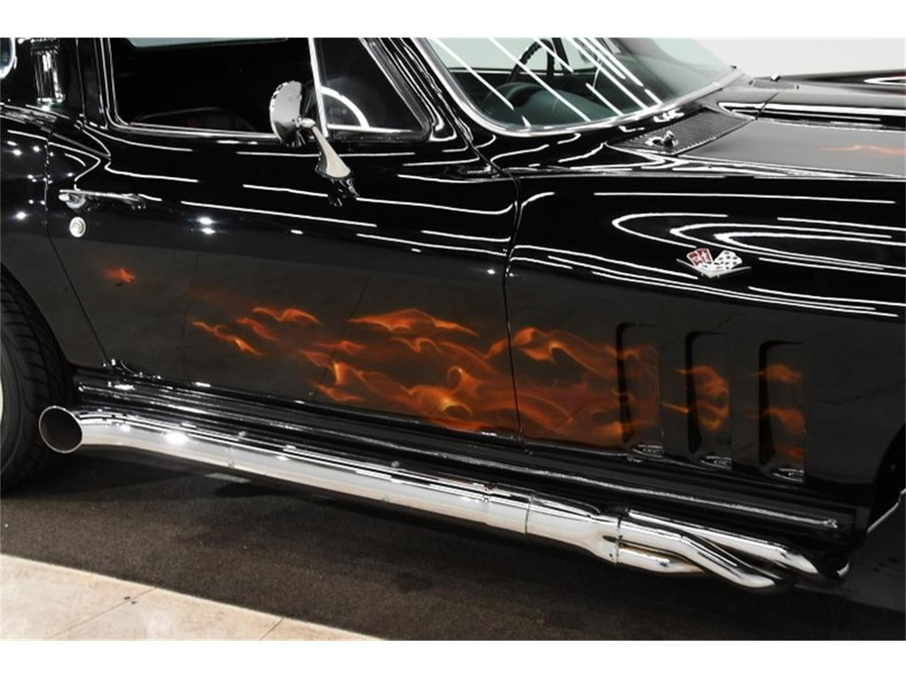 Large Picture of Classic 1965 Corvette located in Volo Illinois - $49,998.00 Offered by Volo Auto Museum - Q0U1