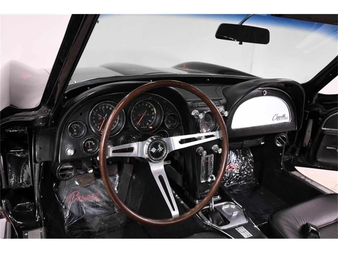 Large Picture of 1965 Corvette located in Volo Illinois Offered by Volo Auto Museum - Q0U1