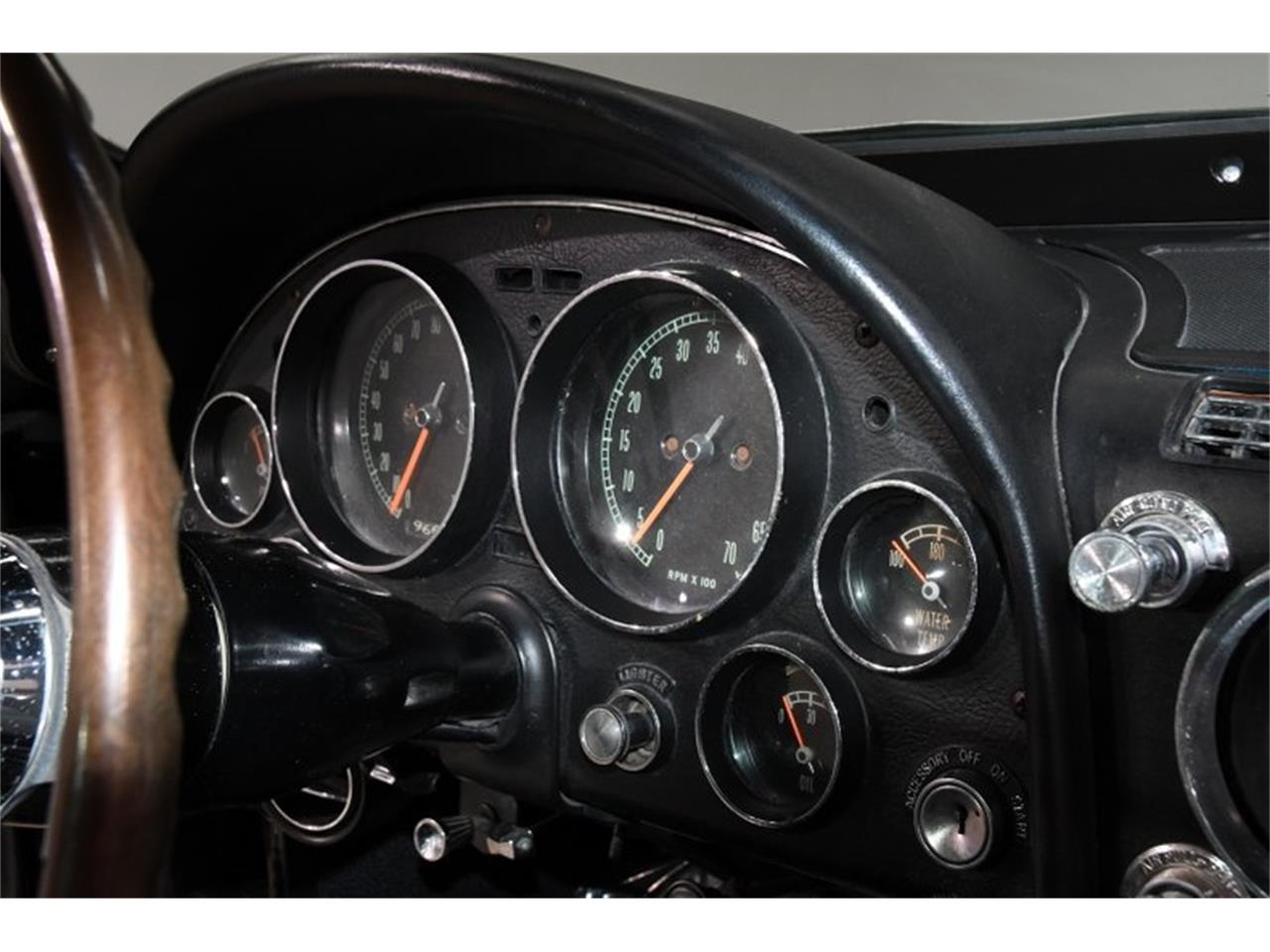 Large Picture of Classic 1965 Corvette located in Illinois Offered by Volo Auto Museum - Q0U1