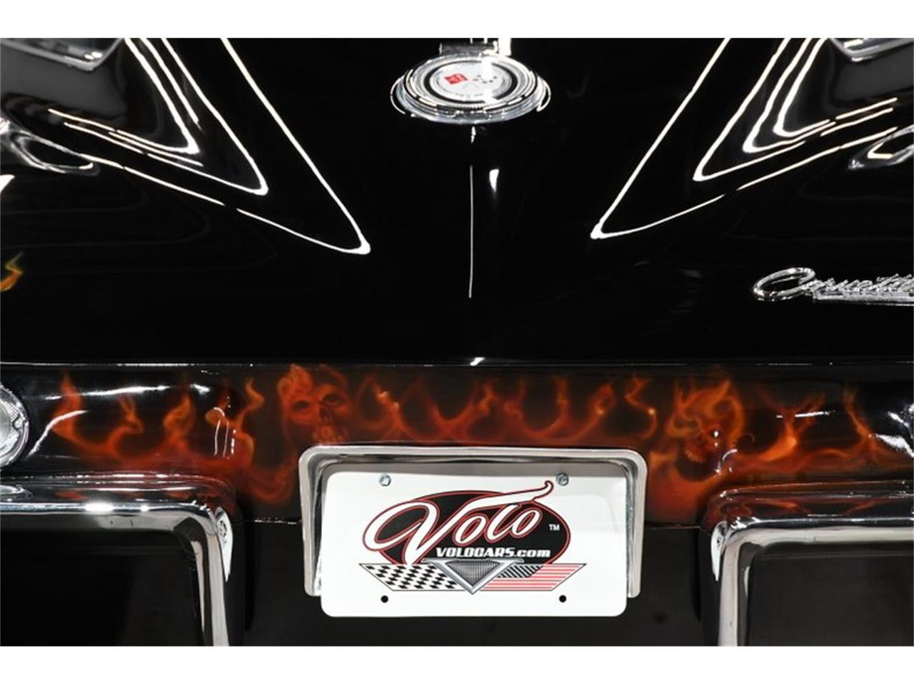 Large Picture of Classic 1965 Chevrolet Corvette located in Volo Illinois Offered by Volo Auto Museum - Q0U1