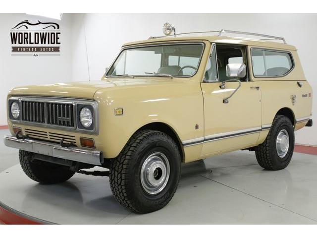 Picture of '75 International Scout - $27,900.00 Offered by  - Q0U5