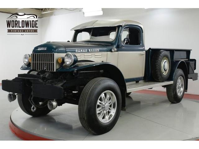 Picture of '55 Power Wagon - Q0UB