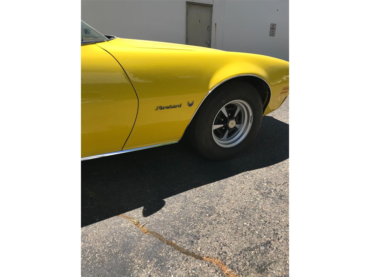 Large Picture of '73 Firebird - PXYQ