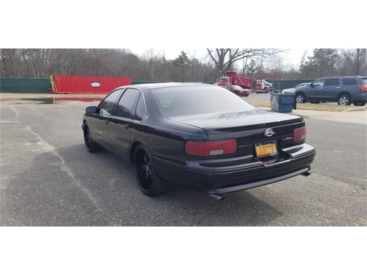 Large Picture of '96 Impala - Q0VB