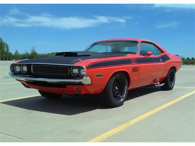 Picture of '70 Challenger - Q0VY