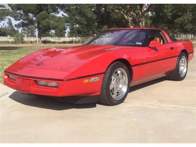 Picture of '90 Corvette - Q0W2