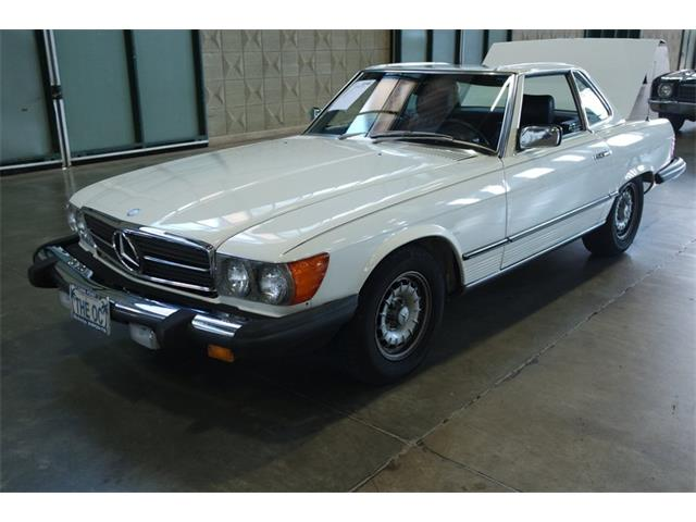 Picture of '82 380SL - Q0WB