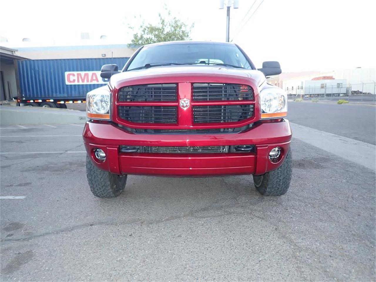 Large Picture of '06 Ram 2500 - PXYU