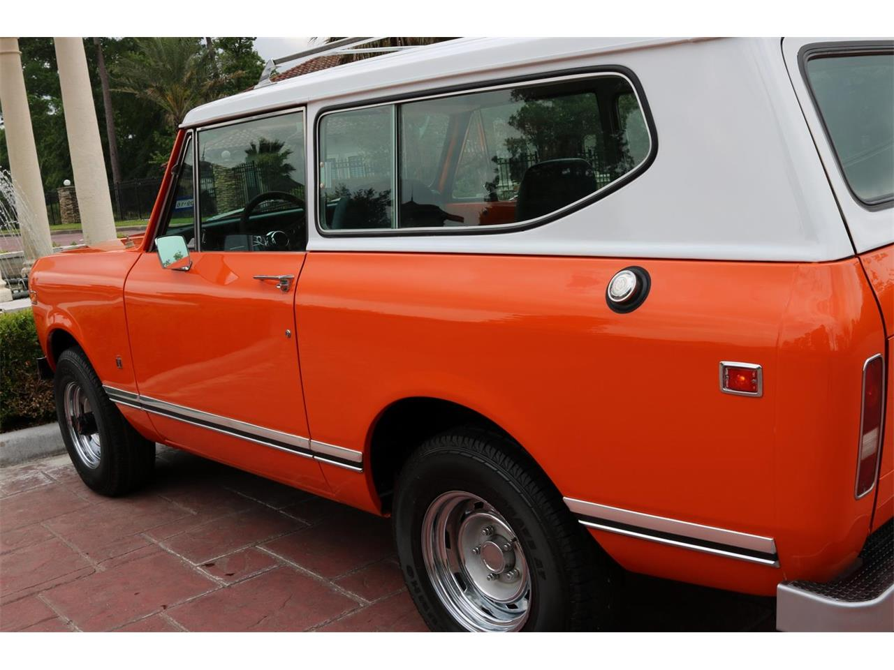 Large Picture of '77 Scout II - PXYV