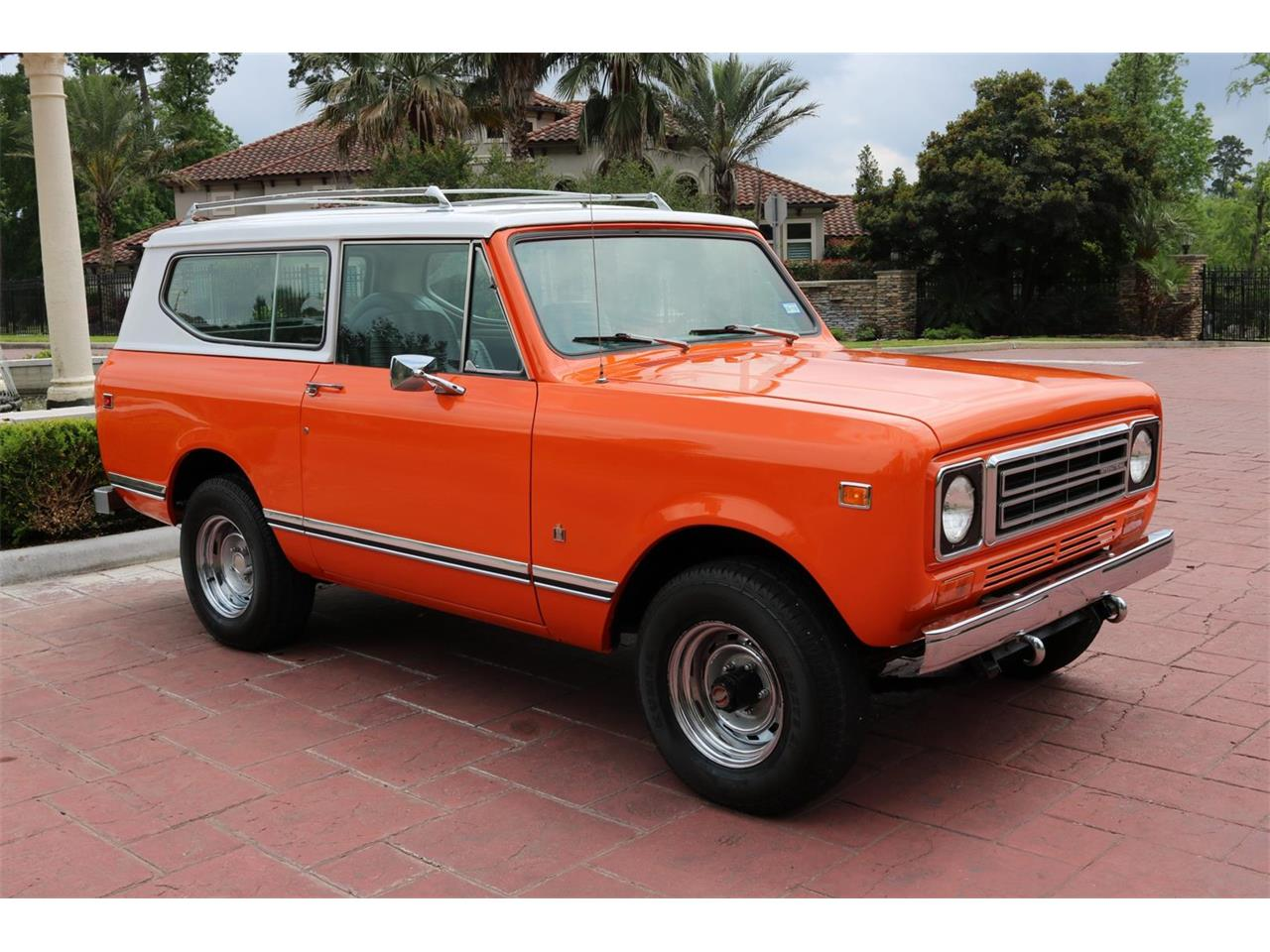 For Sale: 1977 International Harvester Scout II in Conroe, Texas