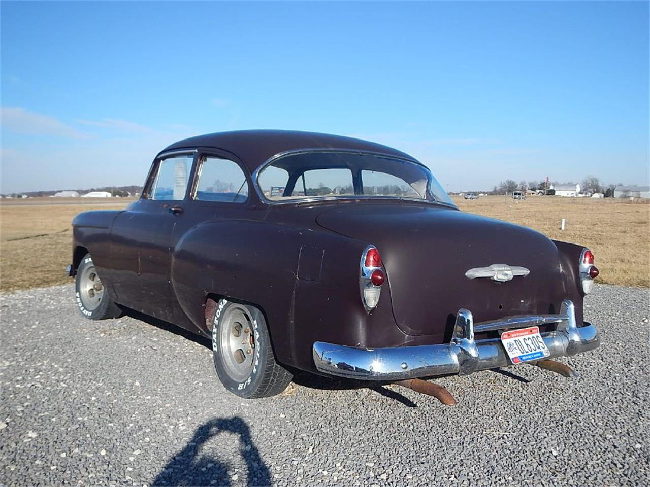 Large Picture of Classic '53 Chevrolet 210 - Q0WY