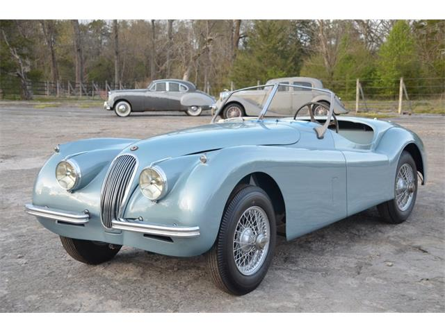 Picture of '54 XK120 located in Tennessee - $68,500.00 Offered by  - Q0X8
