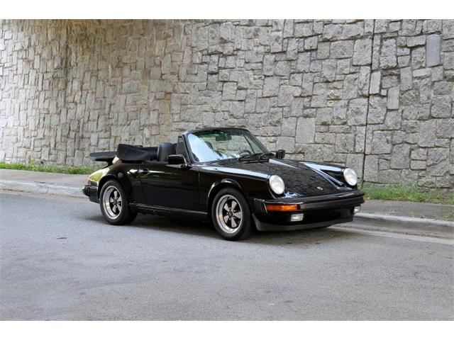 Picture of '89 911 located in Atlanta Georgia - Q0X9