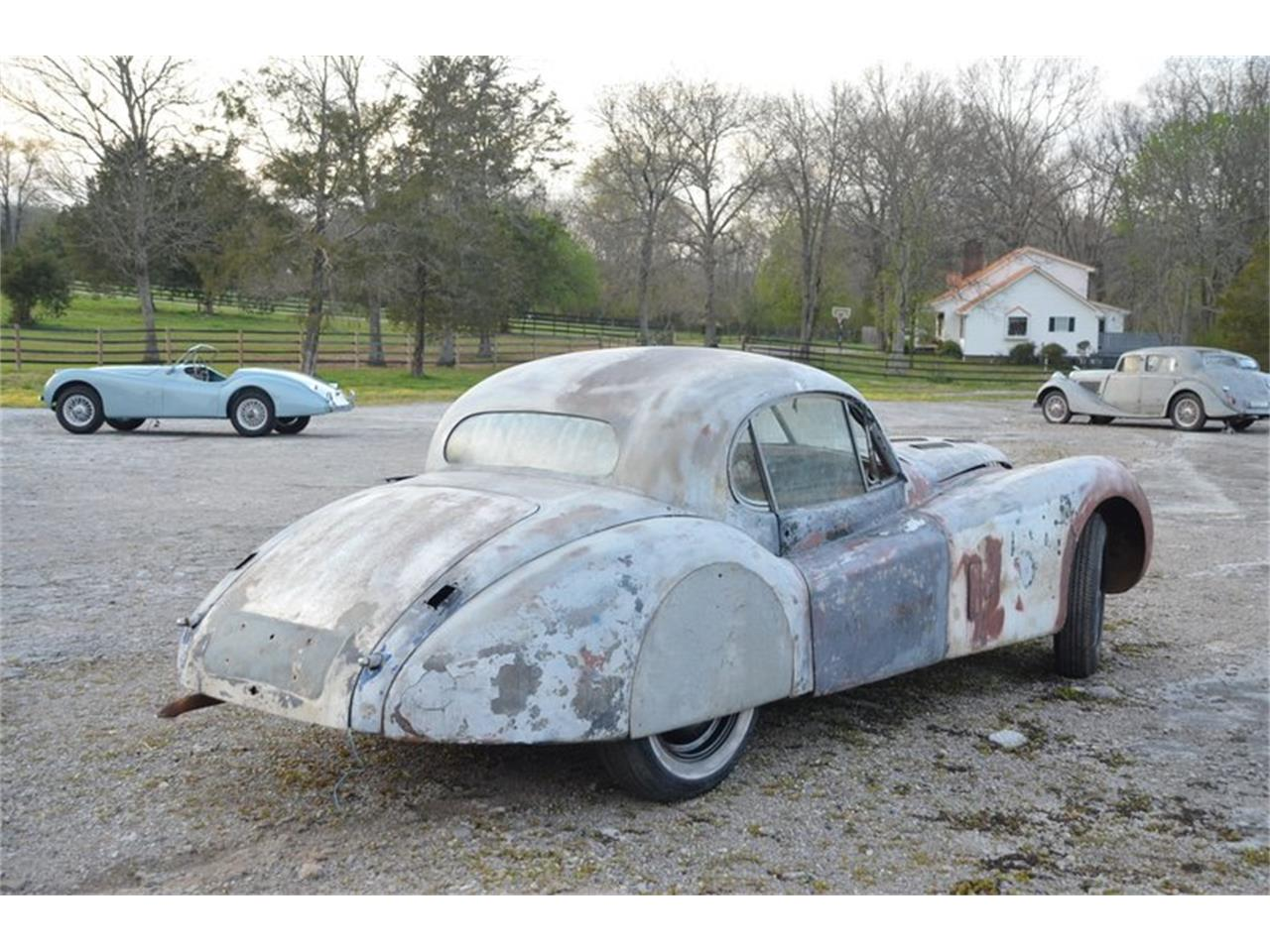 Large Picture of '54 XK120 - Q0XA