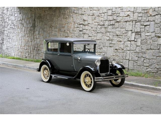 Picture of Classic '29 Ford Model A located in Georgia - $13,900.00 Offered by  - Q0XD