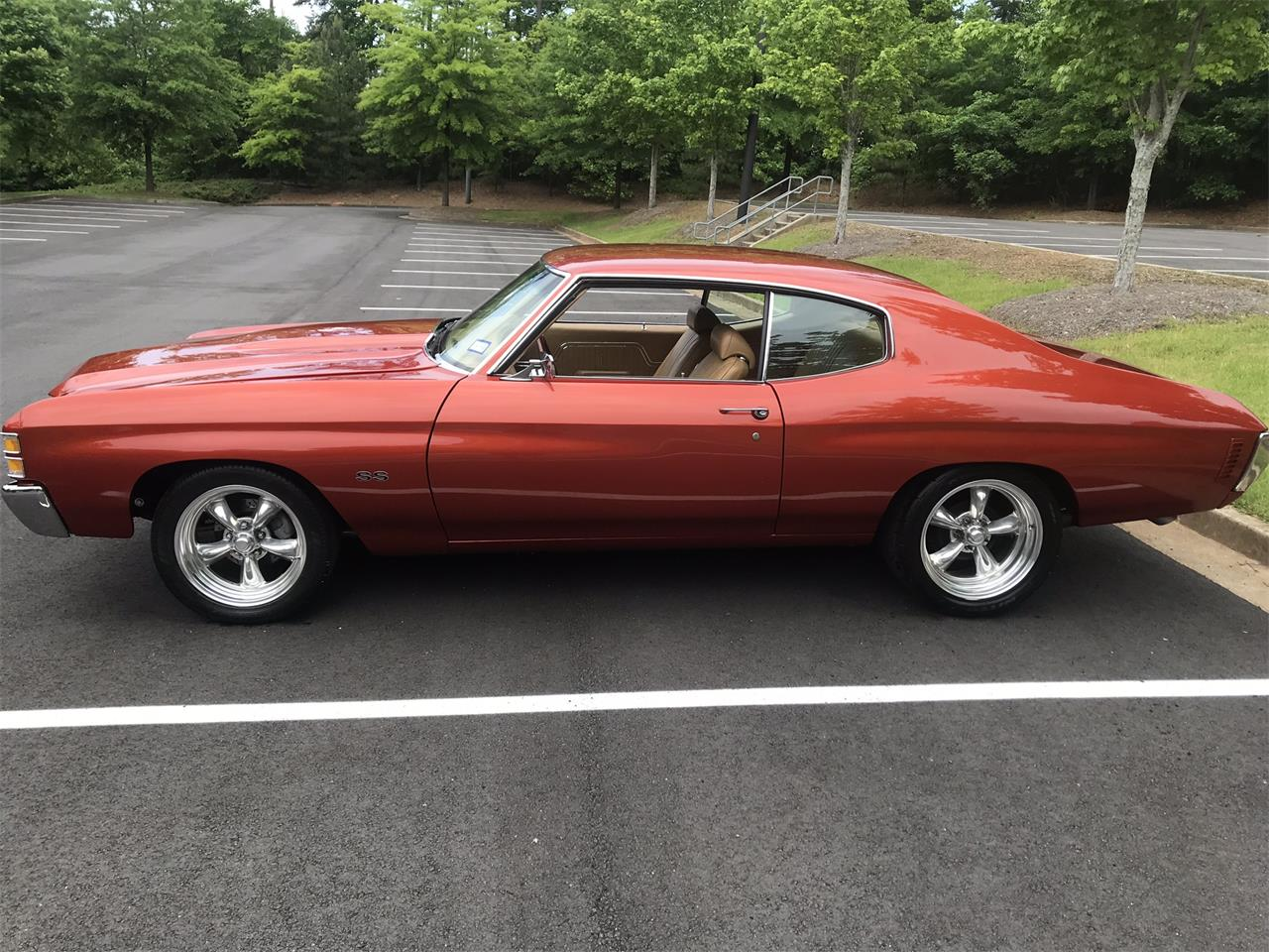 Large Picture of '71 Chevrolet Chevelle SS located in Georgia - $36,000.00 - Q0XV