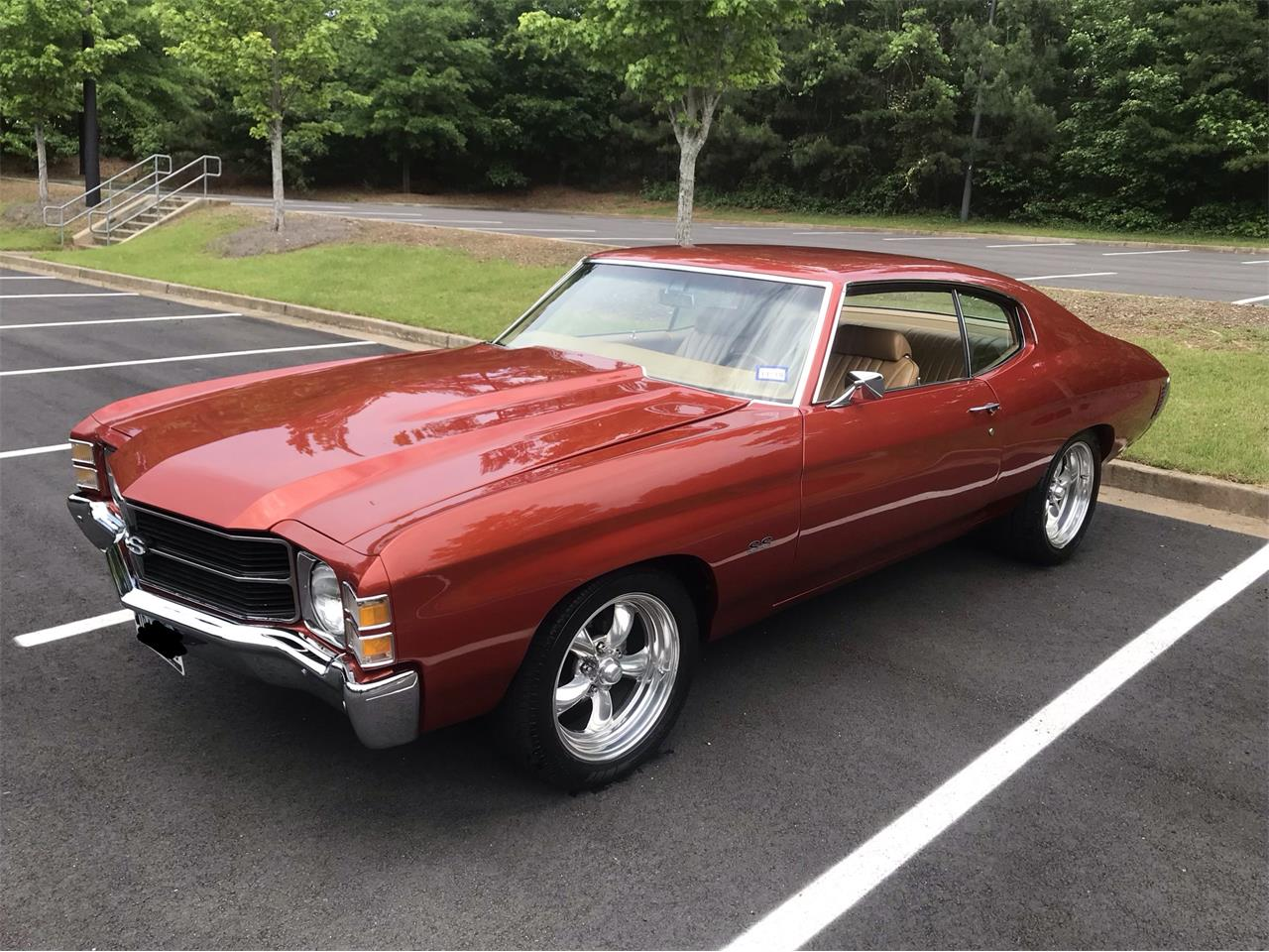 Large Picture of Classic '71 Chevrolet Chevelle SS located in Georgia Offered by a Private Seller - Q0XV