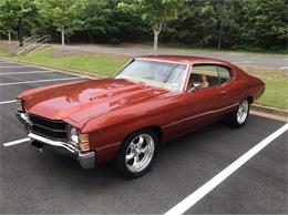 Picture of Classic 1971 Chevrolet Chevelle SS located in Norcross Georgia - $36,000.00 Offered by a Private Seller - Q0XV