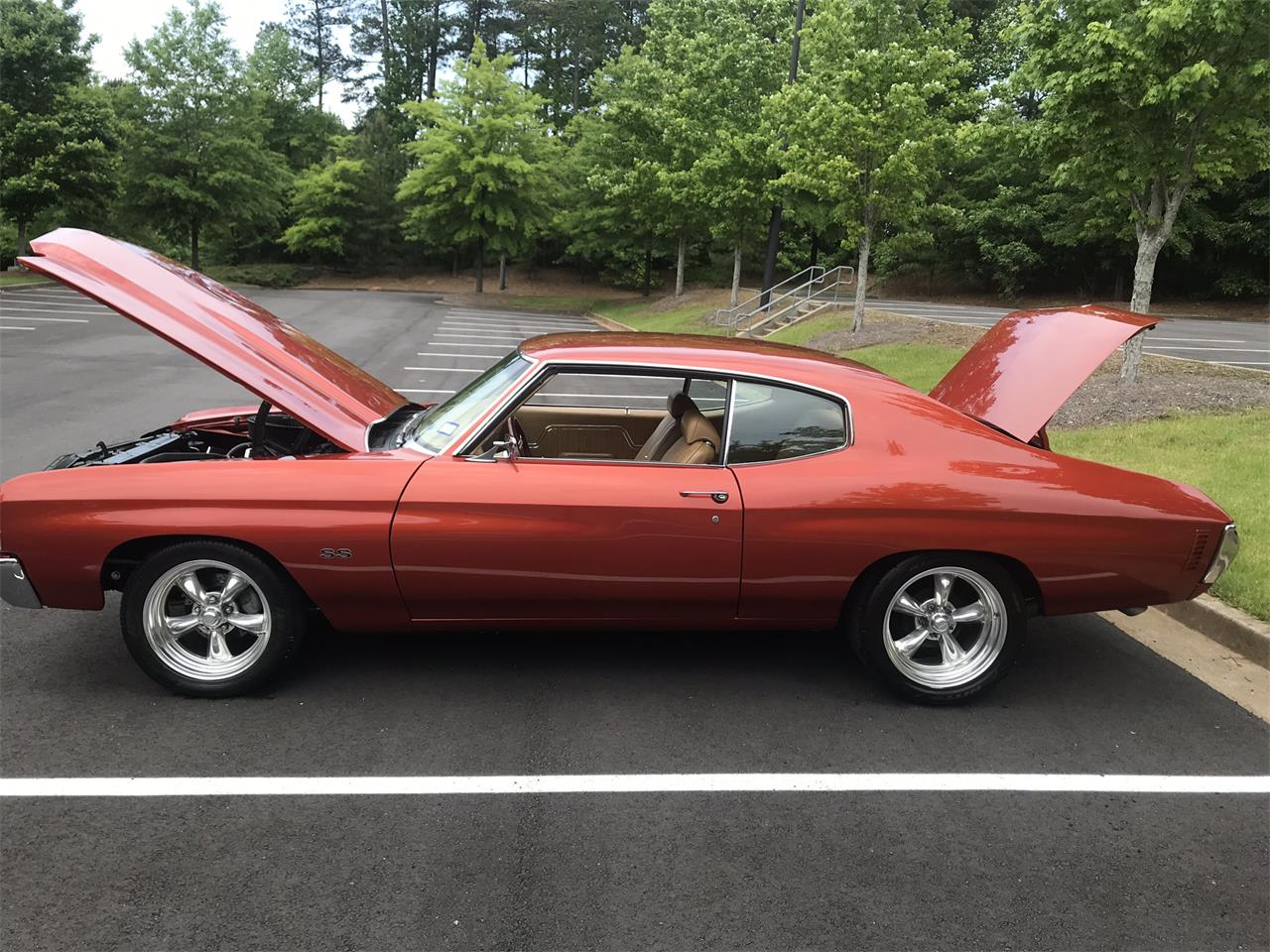 Large Picture of Classic 1971 Chevrolet Chevelle SS - $36,000.00 - Q0XV
