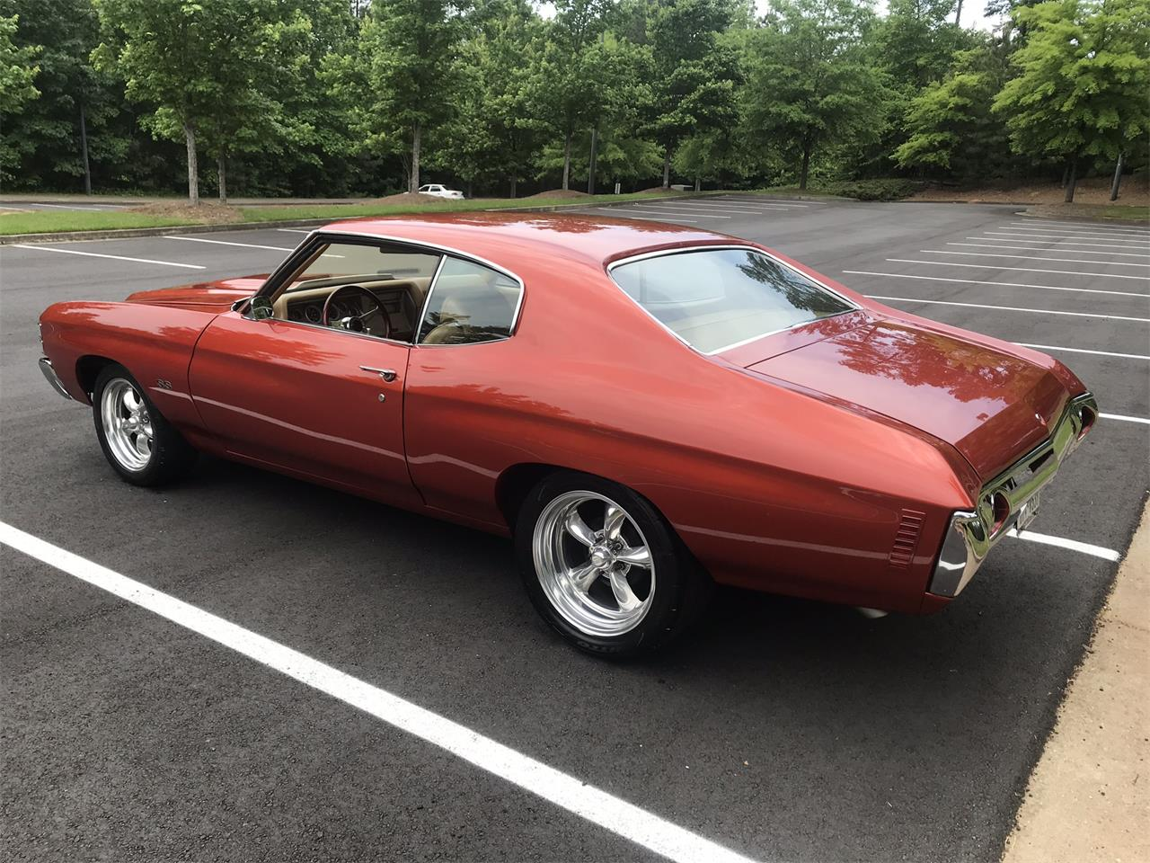 Large Picture of '71 Chevelle SS located in Georgia - $36,000.00 - Q0XV