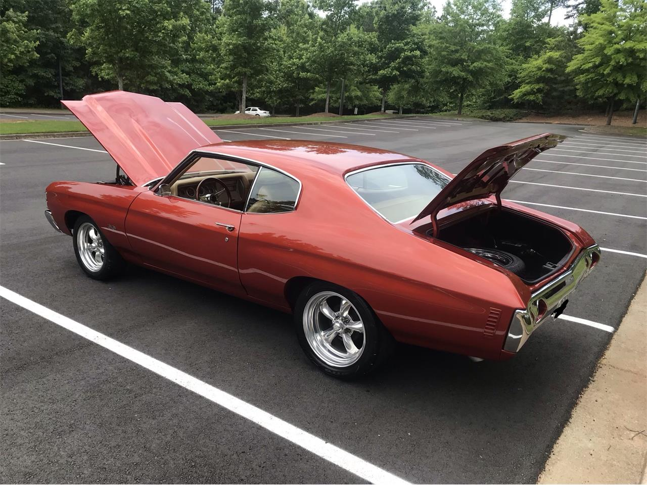 Large Picture of Classic 1971 Chevelle SS located in Georgia - Q0XV