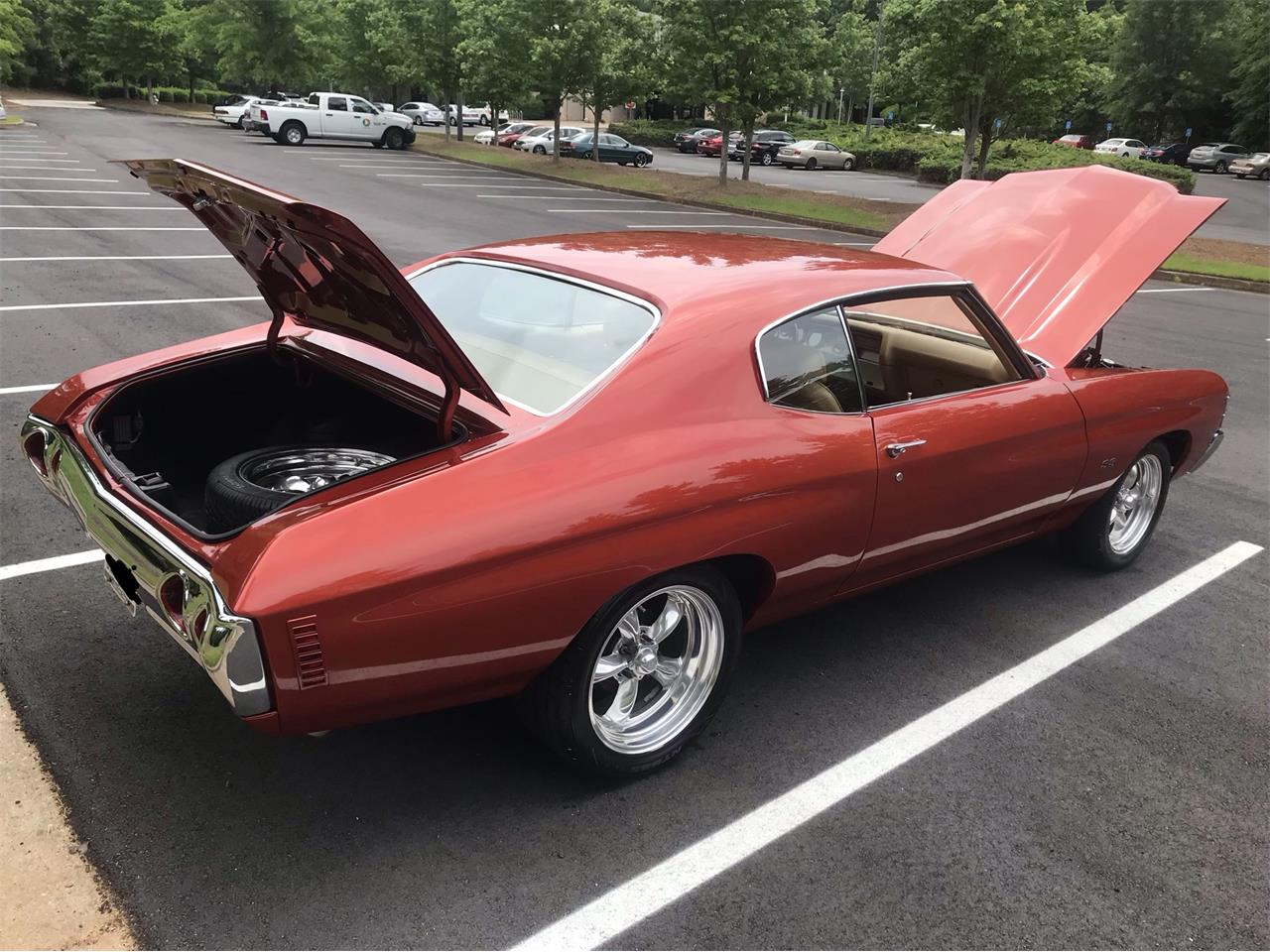 Large Picture of '71 Chevelle SS - Q0XV